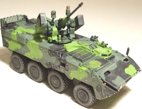 Trident Miniatures 87087 HO Armored Infantry Fighting Vehicle Steyr Pandur II 8x8
