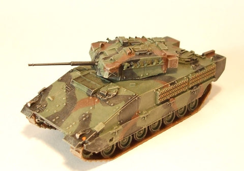 Trident Miniatures 87086 HO Modern Austrian Army - Armored Infantry Fighting Vehicle Steyr Ulan