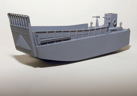 Trident Miniatures 87070 HO Landing Craft Mechanized Nonpowered US & Allies WWII Small Boats LCM(3)