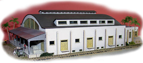 The N Scale Architect 10006 N  Cal Fame Packing Kit - 12.5 x 9 x 3