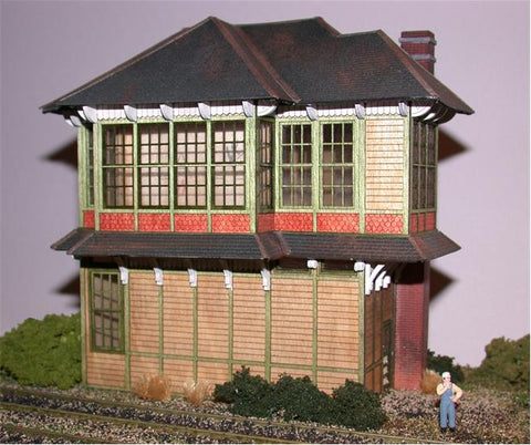 The N Scale Architect 10001 N Alto Tower