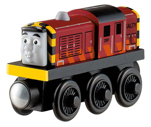 Fisher Price Y5026 Thomas & Friends™ Wooden Railway Salty