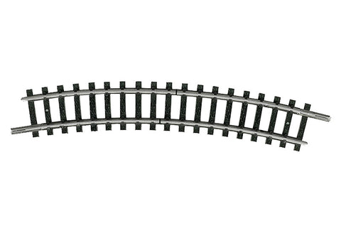 Trix 14986 N Curved Isolation Track R2-24