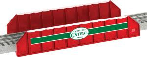 Lionel 6-37197 O North Pole Central Girder Bridge
