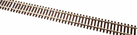 "Micro Engineering 10-126 N Code 40 36"" Non-Weathered Flex-Track (Pack of 6)"