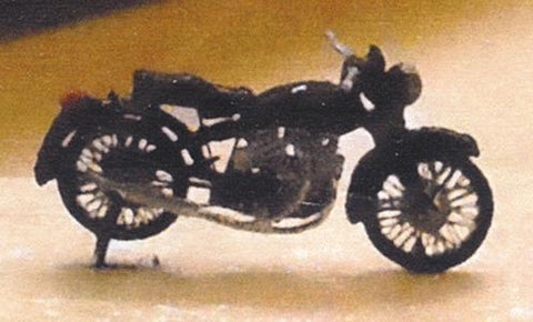 Micron Art 2026 1:160 Scale Vincent HRD Etched-Brass Motorcycle Kit (2)