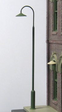Ngineering NK012 O 18' Curved Neck Streetlight Kit w/LEDs pkg(8)