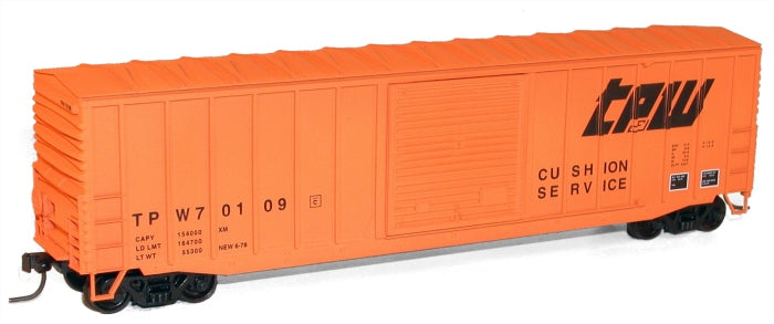 Accurail 5651 HO TPW 50' BOXCAR