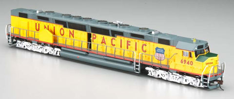 Bachmann 65103 HO Union Pacific EMD DD40AX Diesel Locomotive Sound/DCC #6940