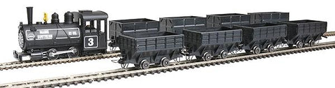 Big City Hobbies 168-5063 HOn30 Maine Southern Freight Set