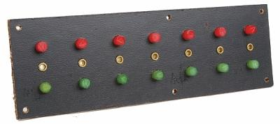 Acme 1307 Switch Controller for 7 Switch Machines