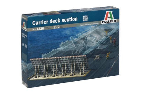 Italeri 1326 1:72 Carrier Deck Section
