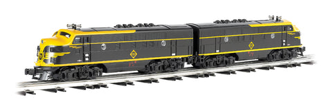 Williams 20108 Erie EMD F3 AA Diesel Locomotive Set