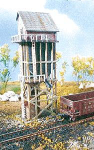 Northeastern Scale Models 10105 25 Ton Coaling Tower Kit