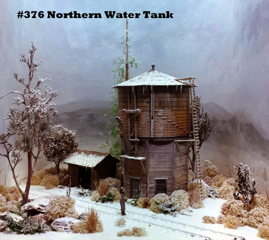 Campbell Scale Models 376 HO Northern Water Tank