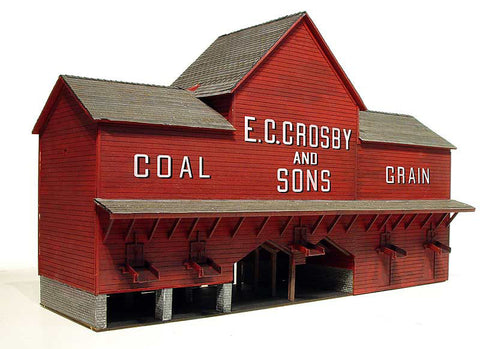 Branchline 494 Crosby Coal Kit