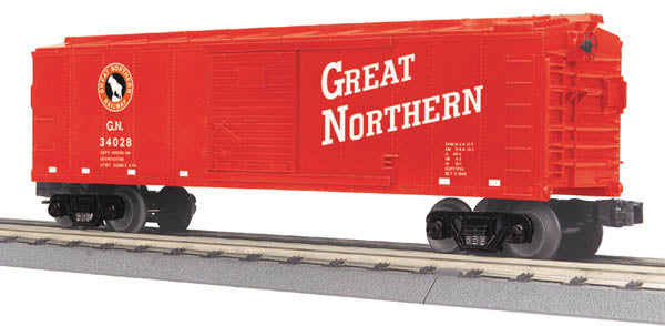 MTH 30-74729 O Gauge Great Northern Boxcar