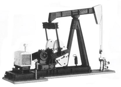 Alexander Scale 430 O Lufkin Oil Pump kit
