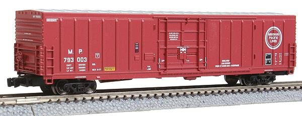 American Z-Line 160-44561 PC&F Beer Car MP (4)