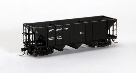 Blackstone Models 340702 HOn3 East Broad Top 3-Bay Hopper #1000