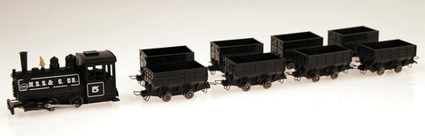 Big City Hobbies 168-5061 HOn30 Nova Scotia Freight Set (8)