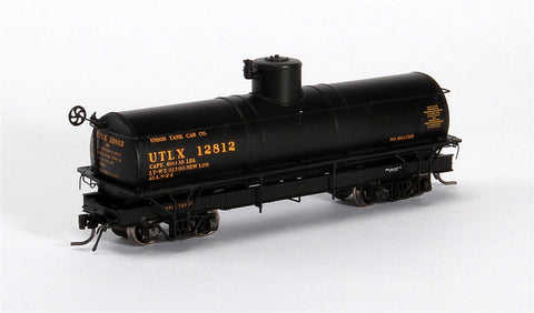 Blackstone Models 340608 HOn3 Union Tank Line UTLX Narrow-Frame Tank Car  #12822