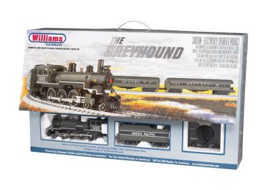 Williams 325 Grayhound Steam Passenger Set