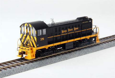 Bachmann 63308 HO Nickel Plate Road ALCO S2 Diesel Locomotive #38