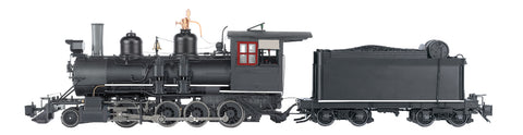 Bachmann 83199 1:20.3 Scale Class C-19 2-8-0 w/Long Tender - Standard DC - Spectrum(R