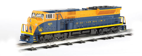 Williams 21832 O Jersey Central NS Heritage EMD SD90 3-Rail Diesel Loco #1071