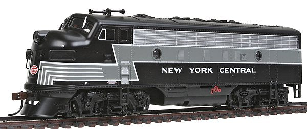 Bachmann 64302 HO New York Central  F7A Diesel Locomotive