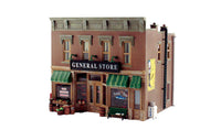 Woodland Scenics PF5890 O Lubener's General Store Building Kit