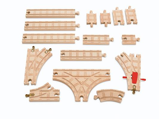 Fisher Price Y4088 Thomas & Friends™ Wooden Railway Figure-8 Set Expansion Pack