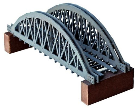 Northeastern Scale Models 40032 N Single-Span Arched Railroad Bridge