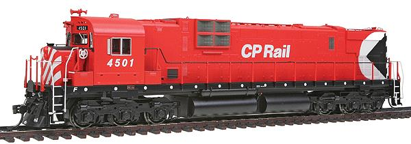 Bowser 23708 HO CP Rail MLW C-630M #4501 – Trainz