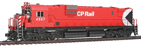 Bowser 23718 HO CP Rail MLW C-630M #4507 with Sound