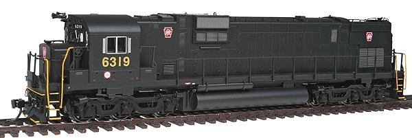 Alco C630 w/Tri-Mount Trucks - Standard DC - Executive Line