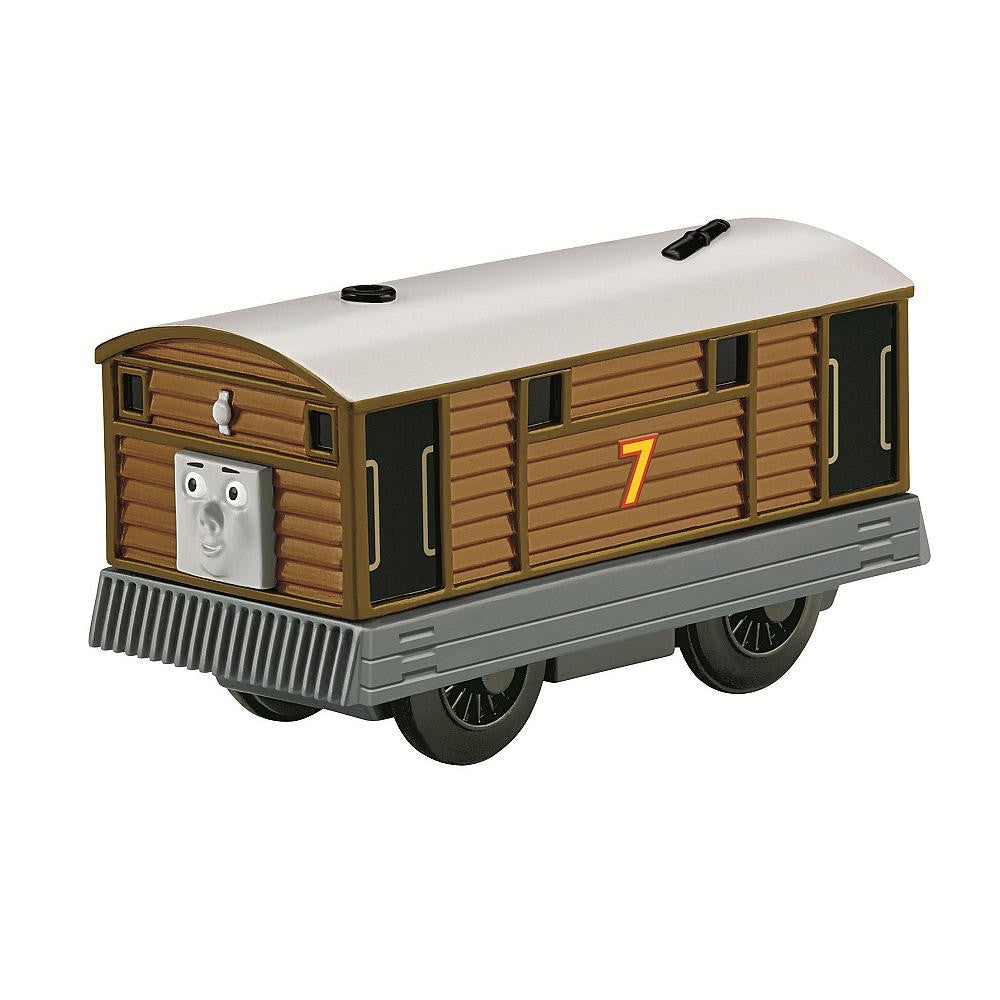 Fisher Price BDG10 Thomas & Friends™ Wooden Railway Battery-Operated Toby