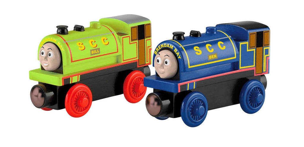 Fisher Price BDG18 Thomas & Friends™ Wooden Railway Bill and Ben (2)