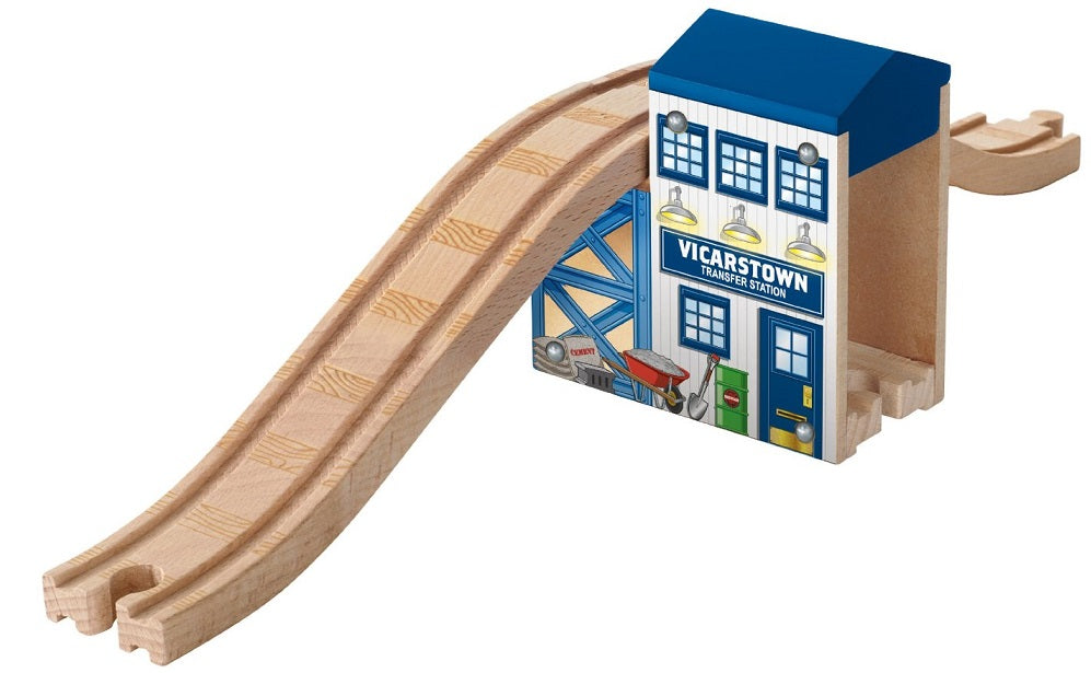 Fisher Price BGP34 Thomas & Friends™ Wooden Railway Over & Under Bridge