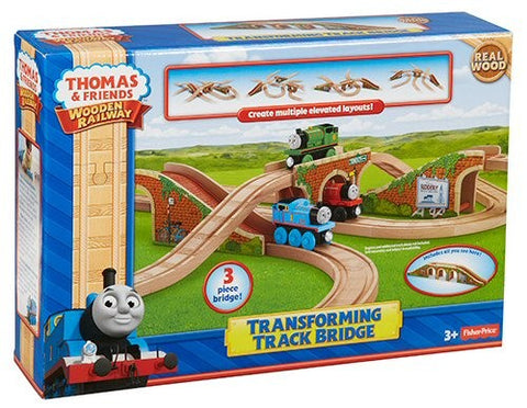 Fisher Price BDG65 Thomas & Friends™ Wooden Railway Suddery Bridge