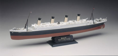 Revell 85-0445 1:570 RMS Titanic Ship Plastic Model Kit