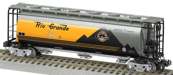 American Flyer 6-48644 S Rio Grande UP Heritage Cylindrical Hopper #15896
