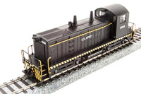 Broadway Limited 2655 HO US Army EMD SW7 with Sound & DCC Paragon2 #2010