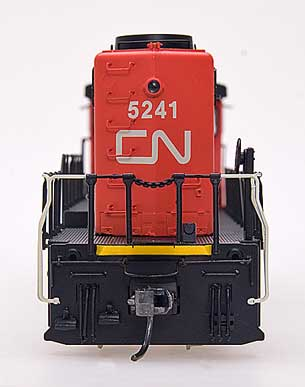 InterMountain 85-49301S HO Canadian National SD40-2W Diesel Loco w/LokSnd & DCC