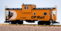USA Trains R12119 G CP Rail Extended Vision Caboose #438851 - Metal Wheels