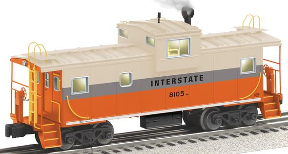 Lionel 6-27698 O NS Heritage Interstate Ext.Vision Caboose