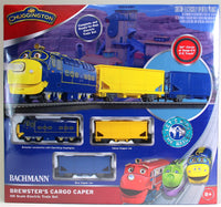 Bachmann 00771 Chuggington Brewster's Cargo Caper HO Gauge Diesel Train Set