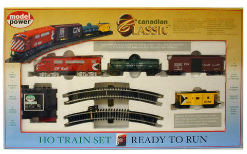 Model Power 1029 The Canadian Classic Set
