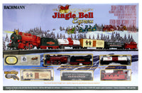 Bachmann 00724 HO Jingle Bell Express Freight Set